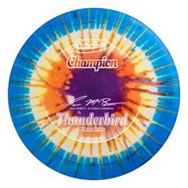 Innova Paul McBeth Champion THUNDERBIRD Dyed