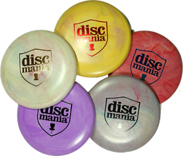 Discmania Swirly Mini Marker