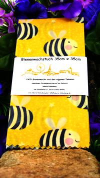 Bienenwachstücher klein und groß
