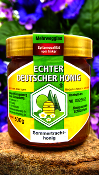 Sommertrachthonig