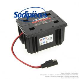 Batterie Tondeuses 12V. 2,5 Ah 110 x 85 x 75