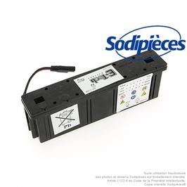 Batterie Tondeuses 12V. 2,5 Ah 225 x 50 x 75