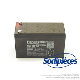 Batterie  12V. 7,2 Ah