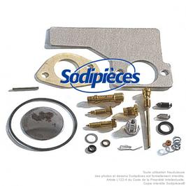 Kit réparation carburateur pour Briggs & Stratton N° 394 698, 299 852