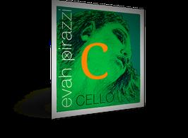 C - Saite  Evah Pirazzi  Cello