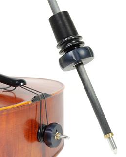 Шпиль BENDER  для виолончели, корбоновый, улучшающий звук.
