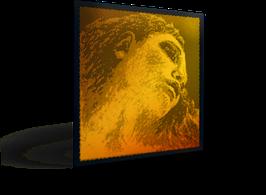 Комплект струн для скрипки EVAH PIRAZZI GOLD PIRASTRO купить