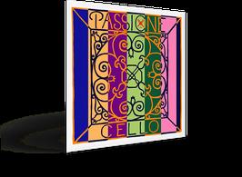 PASSIONE A или D - струны по отдельности для виолончели Pirastro купить