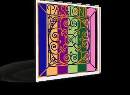 Комплект жильных струн  для скрипки PIRASTRO PASSIONE SOLO купить.