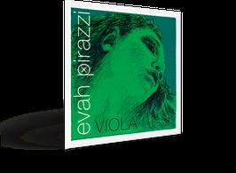 Evah Pirazzi купить комплект альтовых струн - зелёные.