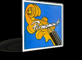 Permanent A 1 ЛЯ Solo Stahlkabel / Chromstahl - первая струна для контрабаса, фирма Pirastro купить