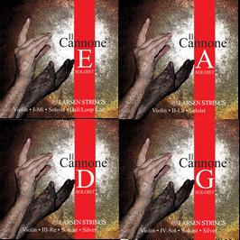 IL Cannone Larsen -  для скрипки