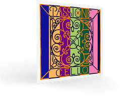 Passione EU  strings  for cello  SET Pirastro
