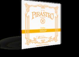 Комплект  струн   GOLD  для альта PIRASTRO