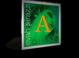 A - Saite  Evah Pirazzi  Cello