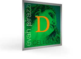 D - Saite  Evah Pirazzi  Cello