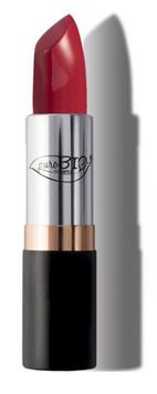 PuroBio Lipstick N.08 – Rossetto Rosso Porpora