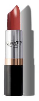 PuroBio Lipstick N.06 – Rossetto Arancio Bruciato