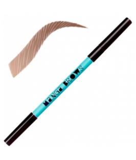 Neve Manga Brows Warm Blonde & Soft Brown