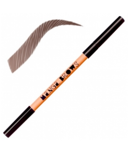 Neve Manga Brows  Rich Brown & Black Brown