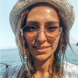Sonnenbrille Kette Santa Cruz