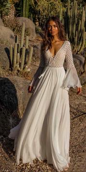 Kleid Angelina