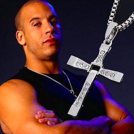 Halskette Cross Diesel