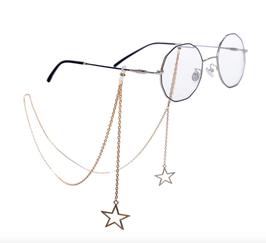 Sonnenbrille Kette Stars