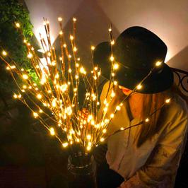 LED Mini Weihnachtsbaum Sträucher