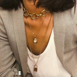 Halskette Choker Orlando
