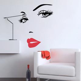 Wand Tattoo Marilyn Monroe