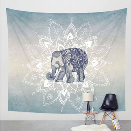 Tuch Elephant Vibes