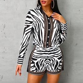 Set Wild Zebra