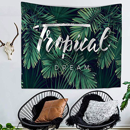 Tuch Tropical