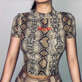 T-Shirt Loco Snake