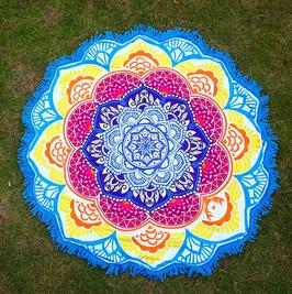 Strandtuch Mandala Azul