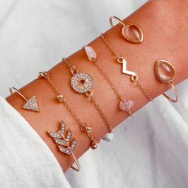 Armband Set Valentina