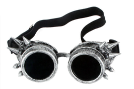 Fliegerbrille Steampunk Punky