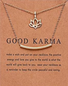 Halskette Karma Spirit