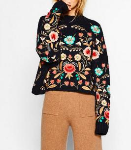 Pullover Bloom