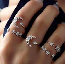 Ring Set Splendido