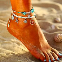 Fusskette Beach Vibes