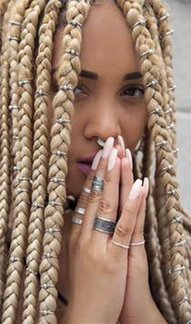 Haarschmuck Tribal