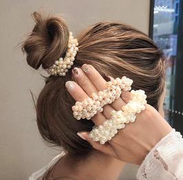 Haarband Perlas