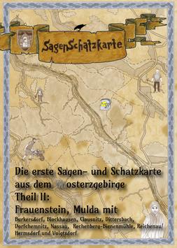 SagenSchatzKarte Frauenstein/Mulda