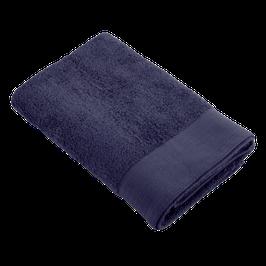 Badlaken Navy blauw - 70×140 cm