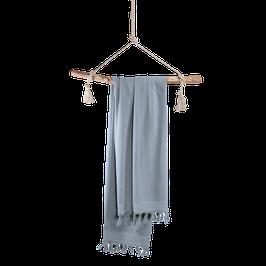 Hamamdoek Blauw - 100×180 cm