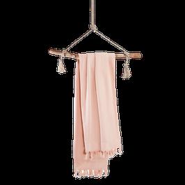 Hamamdoek Roze - 100×180 cm