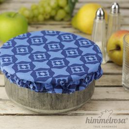 Skandinavisches Design in blau – Abdeckhaube