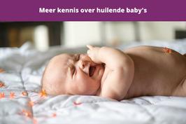 meer kennis over huilende baby's